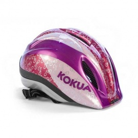 Шлем KOKUA розовый M