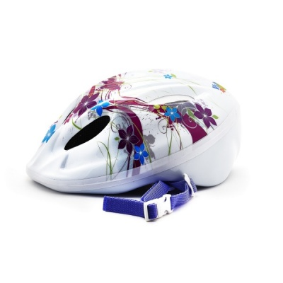 Шлем Vinca Sport Цветы (48-52)