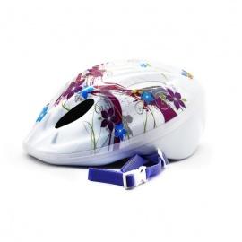 Шлем Vinca Sport Цветы (52-56)