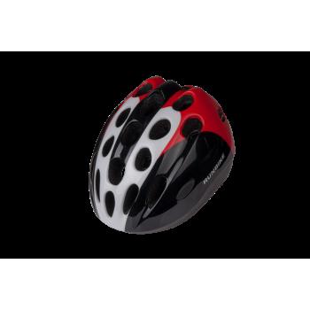 Шлем Runbike красно-черный S