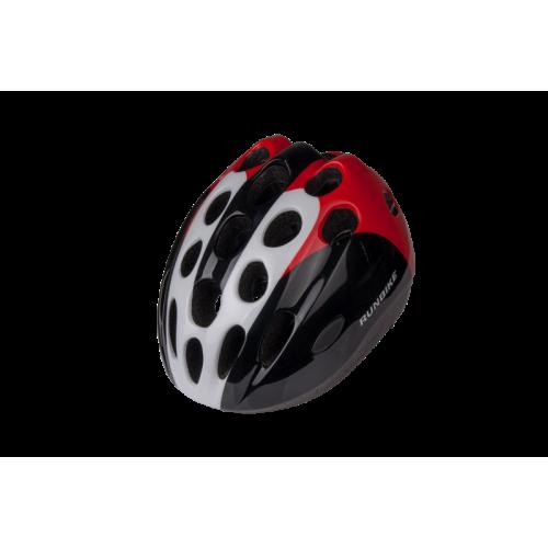 Шлем Runbike красно-черный M
