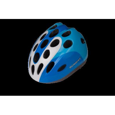 Шлем Runbike сине-белый M