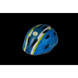 Шлем Runbike сине-зеленый S