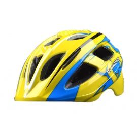 Шлем Runbike сине-желтый S
