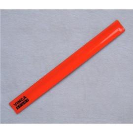 Светоотражающий браслет Vinca sport красный