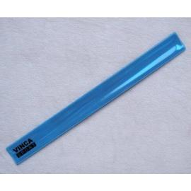 Светоотражающий браслет Vinca sport синий