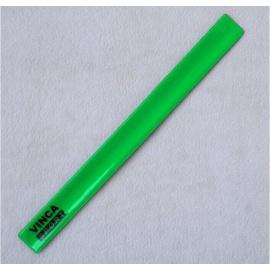 Светоотражающий браслет Vinca sport зелёный