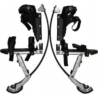 Джамперы SkyRunner adult pro black черные 90-110 кг для взрослых