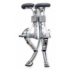 Джамперы SkyRunner adult pro silver серебряные 50-70 кг для взрослых