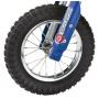 Мотоцикл детский на аккумуляторе Razor MX350 синий
