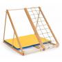 Детский спортивный комплекс Kidwood Берёзка максимальная комплектация