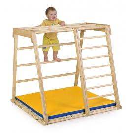 Детский спортивный комплекс Kidwood Домино максимальная комплектация