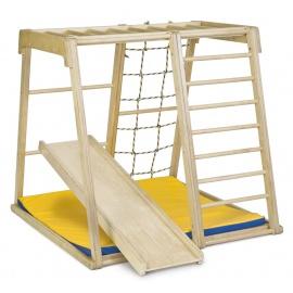 Детский спорткомплекс Kidwood Парус полная комплектация