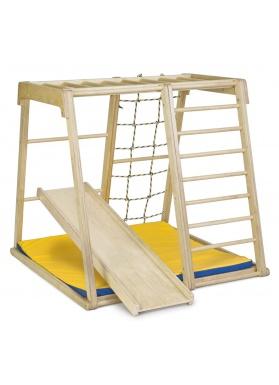 Детский спортивный комплекс Kidwood Парус максимальная комплектация