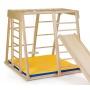 Детский спортивный комплекс Kidwood Ракета максимальная комплектация