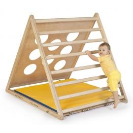 Спортивно-игровой уголок Kidwood Треугольник базовая комплектация