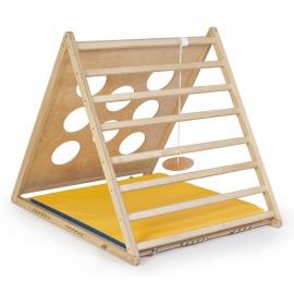 Спортивно-игровой уголок Kidwood Треугольник максимальная комплектация