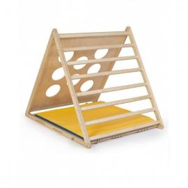 Спортивно-игровой уголок Kidwood Треугольник полная комплектация