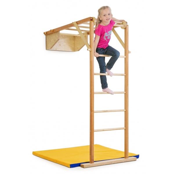 Детский спортивный комплекс Kidwood Жираф базовая комплектация