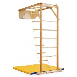 Детский спортивный комплекс Kidwood Жираф максимальная комплектация