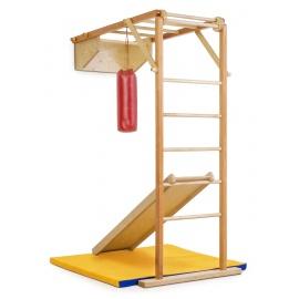 Детский спортивный комплекс Kidwood Жираф полная комплектация