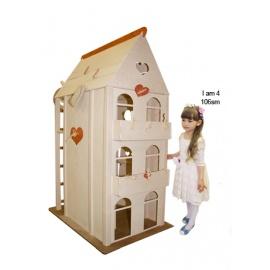 Детский спортивный комплекс MomSportToys Кукольный Дом Мома