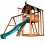 Детский спортивный комплекс для дачи Самсон Аляска