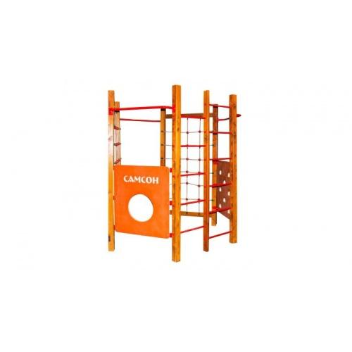 Детский спортивный комплекс для дачи Самсон Фиджи