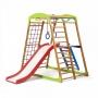 Спорткомплекс напольный для малышей SportWood BabyWood Plus 2