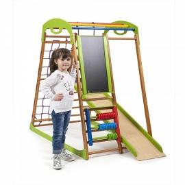 Детский спорткомплекс для малышей SportWood BabyWood Plus