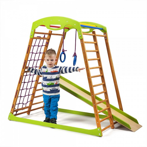 Детский спортивный комплекс SportWood BabyWood