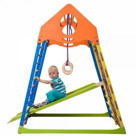 Детский спортивный комплекс SportBaby KindWood Color