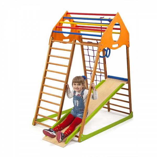 Детский спортивный комплекс SportBaby KindWood