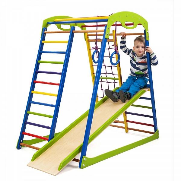 Детский спортивный комплекс SportWood