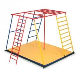 Дополнительная лестница металлическая для ДСК Ранний старт