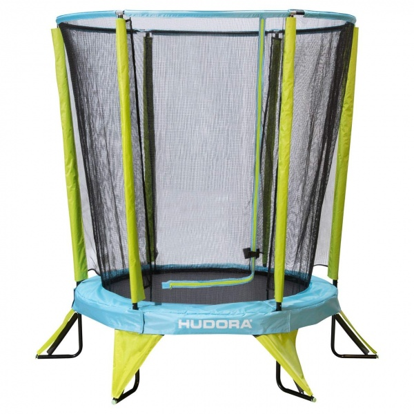Батут Hudora Kindertrampolin Safety 140