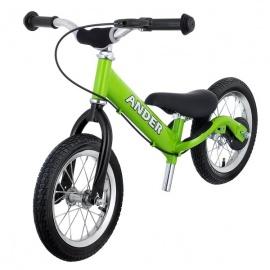 Беговел Ander Pro зеленый