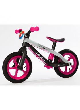 Беговел Chillafish BMXie-RS розовый