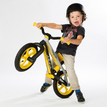 Беговел Chillafish BMXie-RS желтый