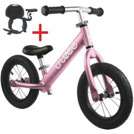 Беговел Cruzee UltraLite Air Pink розовый