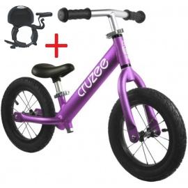 Беговел Cruzee UltraLite Air Purple фиолетовый