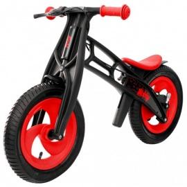 Беговел Hobby Bike RT FLY A черная оса красно-черный
