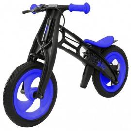 Беговел Hobby Bike RT FLY В черная оса сине-черный