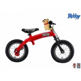 Беговел велосипед Hobby Bike RT original 2 в 1 красный