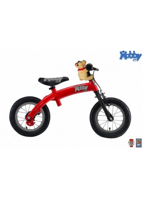 Беговел велосипед Hobby Bike RT original 2 в 1 красный