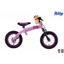 Беговел велосипед Hobby Bike RT original 2 в 1 розовый