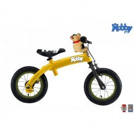 Беговел велосипед Hobby Bike RT original 2 в 1 желтый