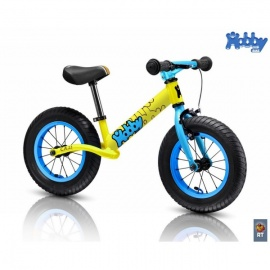 Беговел Hobby Bike RT Twenty two 22 желтый