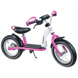 Беговел Hudora Cruiser Alu Girl розовый