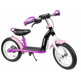 Беговел Hudora Cruiser Girl розовый
